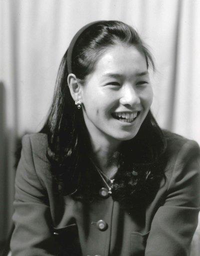 当時の伊達公子(1995年撮影) ©BUNGEISHUNJU
