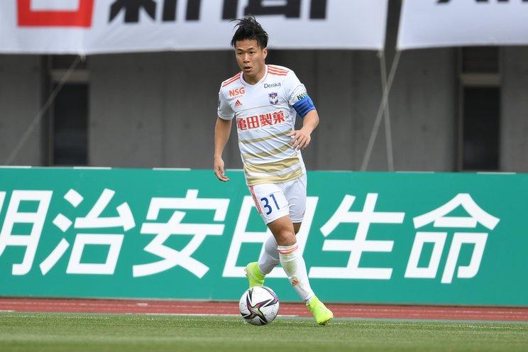 """""""サッカー""""の堀米悠斗©Getty Images"""