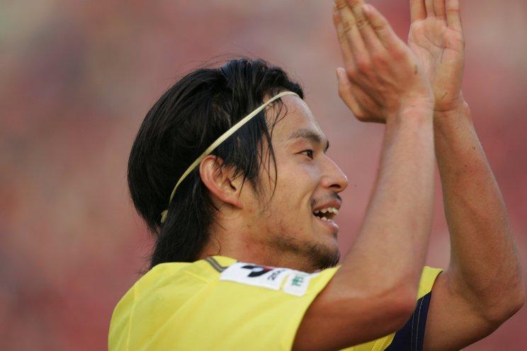 2006年ナビスコ決勝での佐藤勇人©Tamon Matsuzono