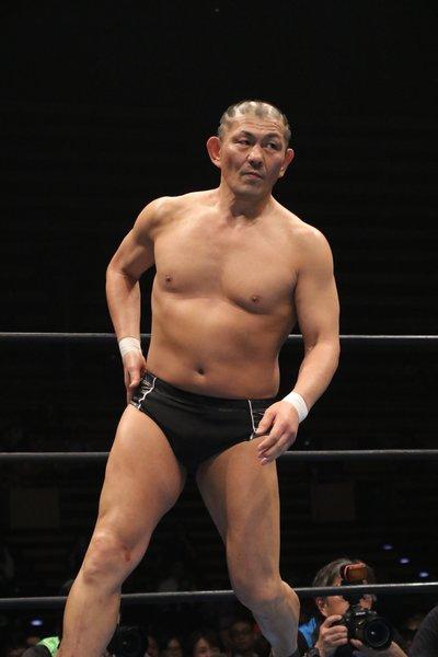 鈴木みのる(2019年撮影)
