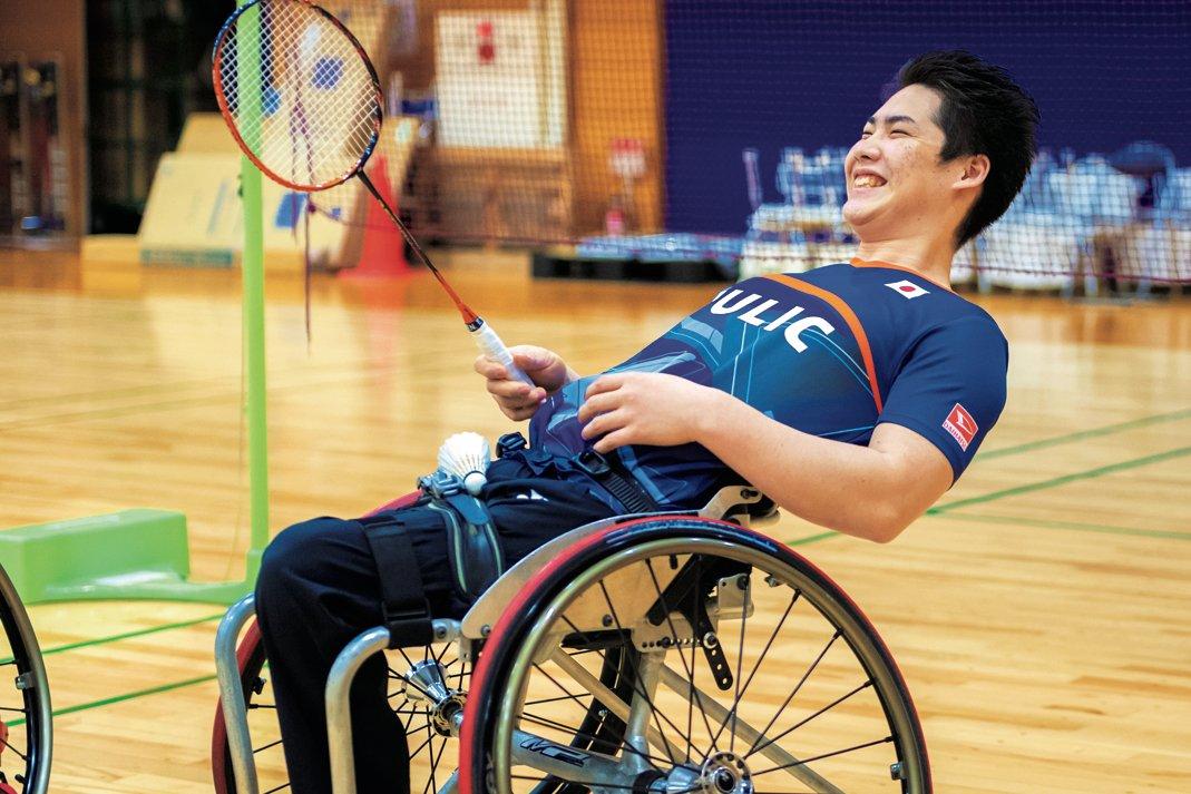 野球の経験を生かしてメキメキと力をつける梶原大暉 ©︎Takuya Sugiyama
