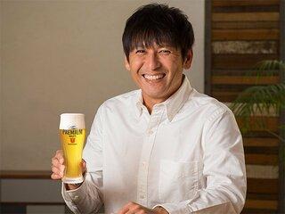 <プレミアム・インタビュー> 中田浩二「1日の仕事を振り返りながら飲むビールが最高のご褒美」