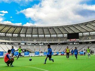 Number Futsal Cup(フットサル) in 味スタ 2018.2.10開催!