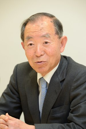 伊藤忠商事名誉理事の丹羽宇一郎氏。同社で社長、会長を務めた。愛知県名古屋市生まれ ©BUNGEISHUNJU