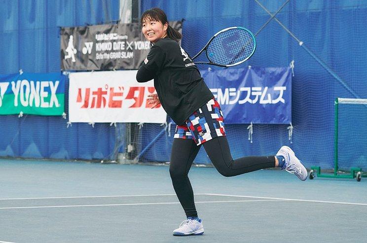 """今回のプログラムに参加し、""""プロ転向""""を決意したという奥脇莉音さん ©Yuki Suenaga"""