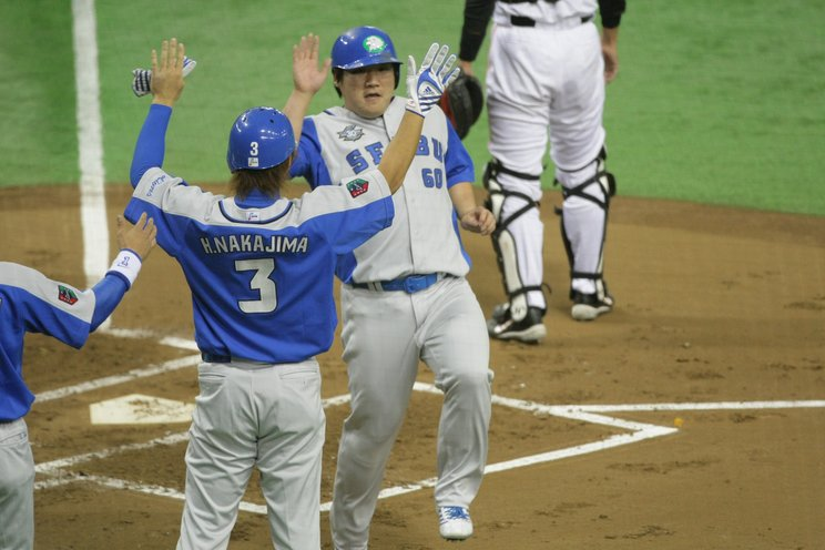 巨大化したスタジアムの中で中村剛也が残した数字は偉大だ©Shigeki Yamamoto