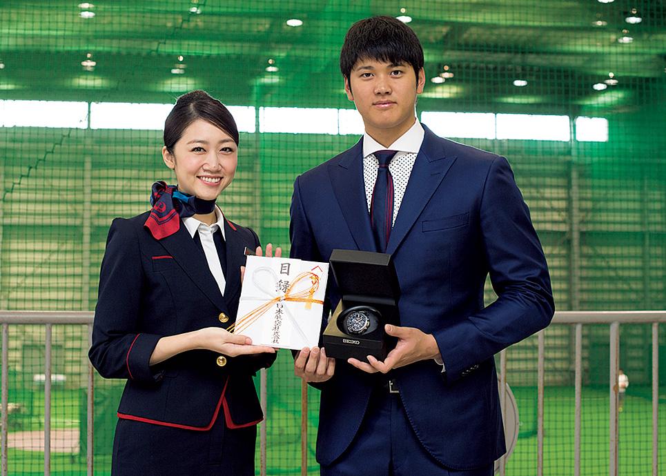 第35回 Number MVP賞> 大谷翔平...